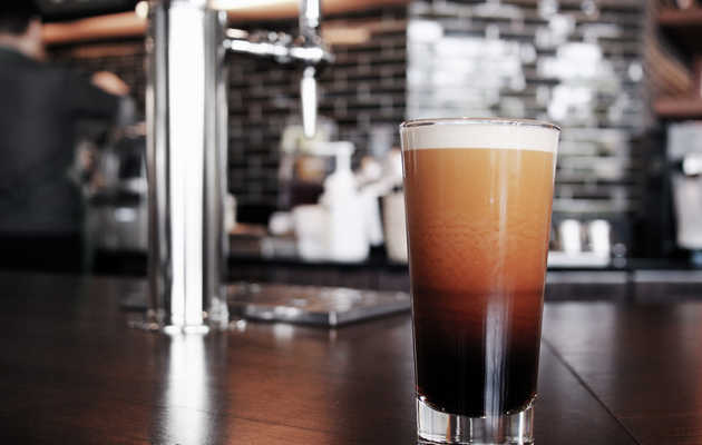 How Nitro Became the Hottest Thing in Cold Coffee
