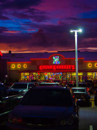 Why I Celebrate My Birthday at Chuck E. Cheese's as an Adult