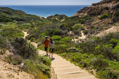 Torrey Pines Beach Trail