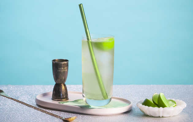 Try a Bourbon Rickey, the Original Rickey Cocktail