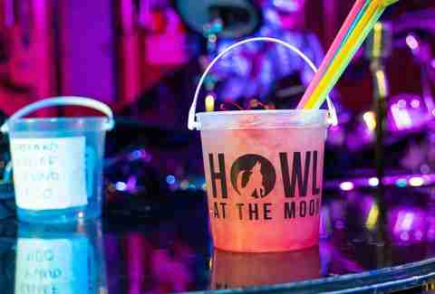 Howl at the Moon Houston
