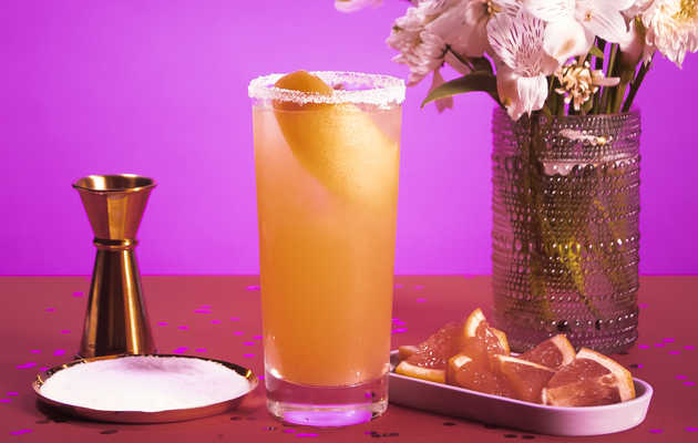 Mix Up a Paloma and See Why It's More Popular in Mexico than the Margarita