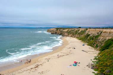 Cowell Beach