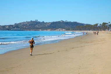 Santa Barbara East Beach