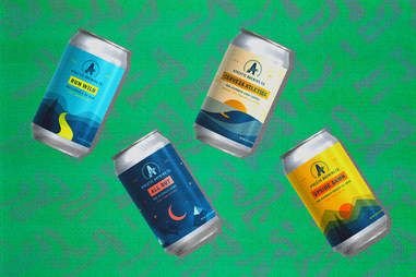 Athletic Brewing/Thrillist