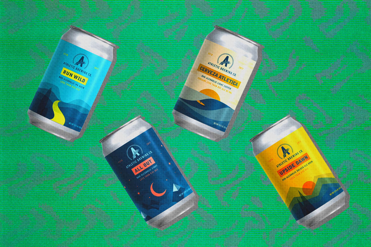 Athletic Is Making Non-Alcoholic Beer That Actually Tastes