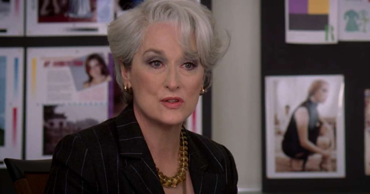 How Aline Brosh McKenna Wrote One of the Best Lines of the 21st Century for 'The Devil Wears Prada'