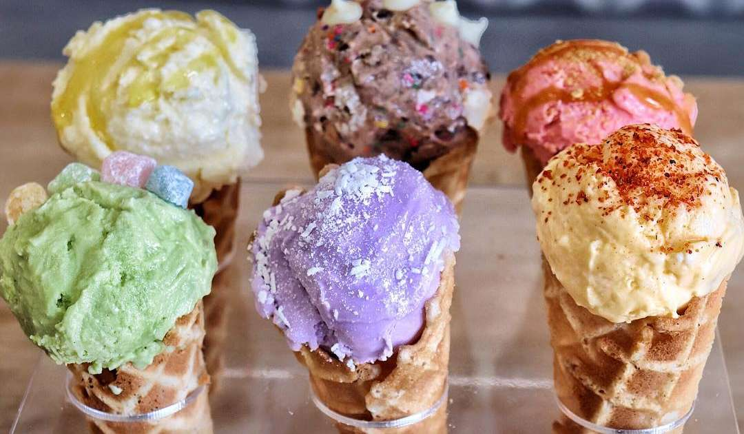 Where to Find the Most Delicious Ice Cream in Las Vegas