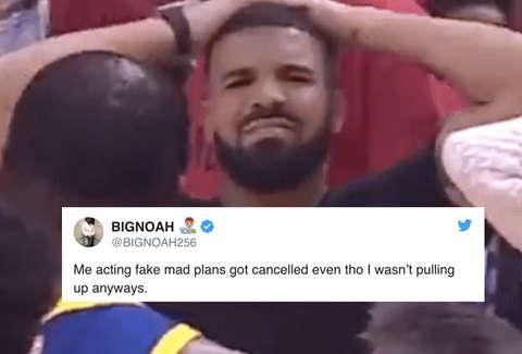 Drake Meme: Drake Upset About Kevin Durant Is Best NBA