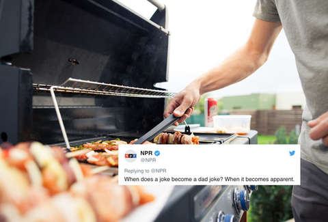 Dad Jokes for Father's Day: People Are Sharing Dad Jokes on