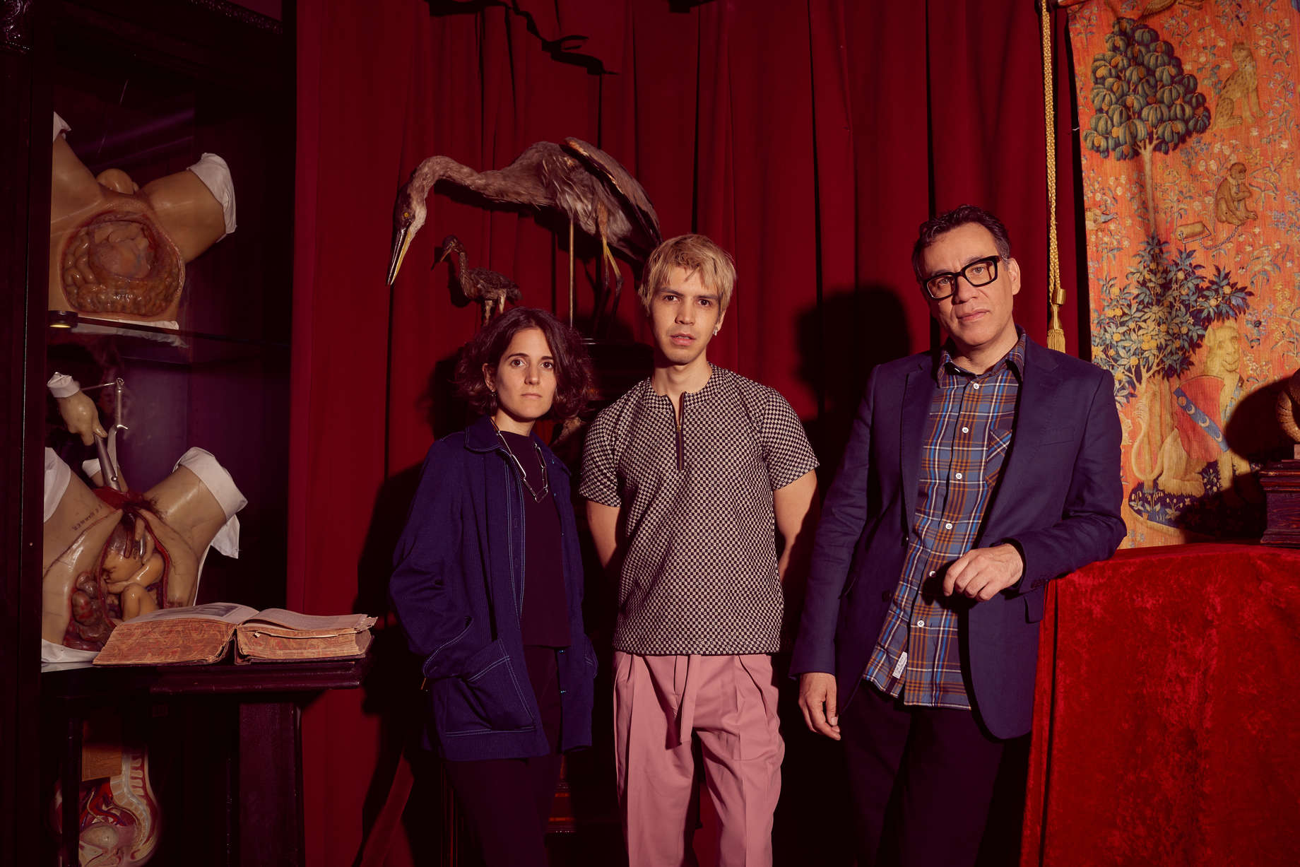 Los Espookys: Fred Armisen and Cast Talk Their Strange New