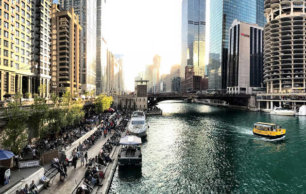 How to Spend the Perfect Summer Weekend on Chicago's Waterfronts