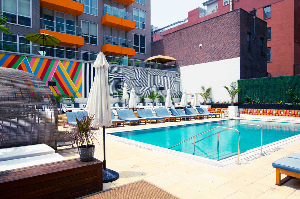Best Pools in NYC: Outdoor, Rooftop & Public Swimming Pools
