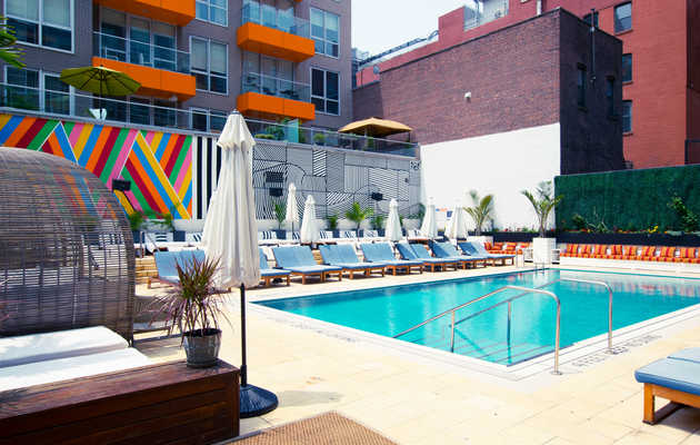 The Best Pools for Beating the Heat in NYC This Summer