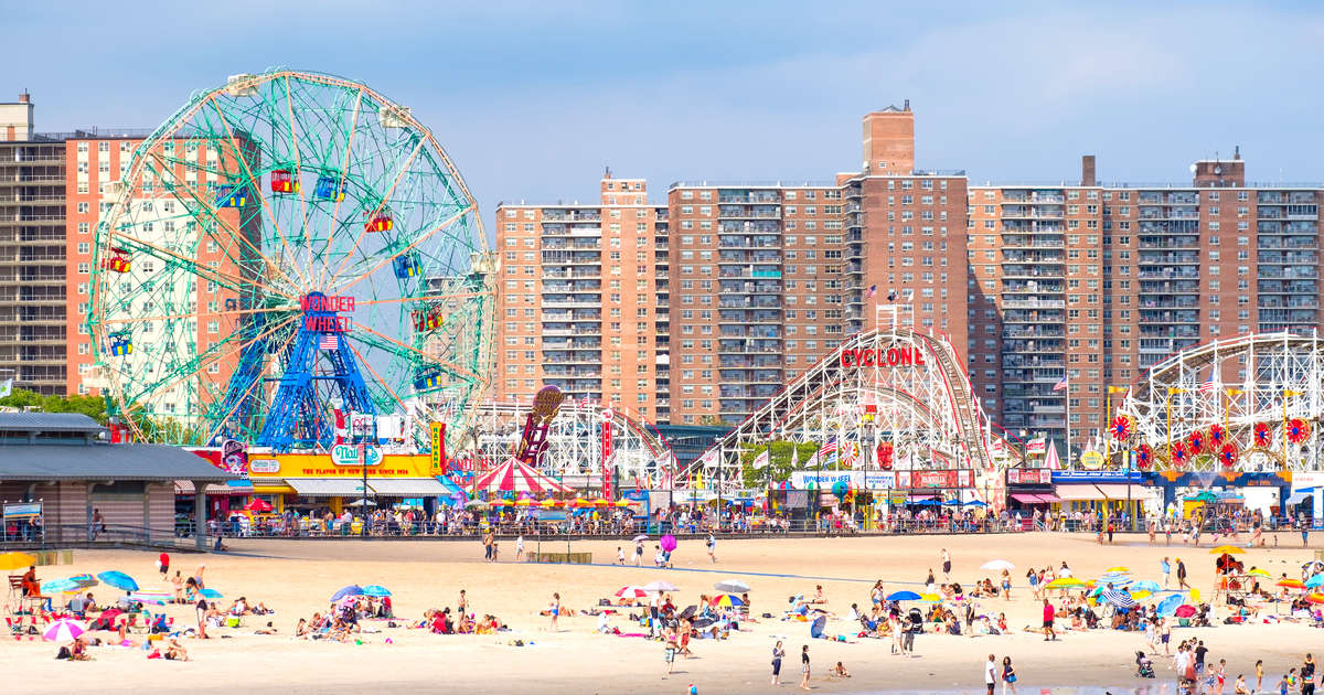 Coney Island Hours >> Things To Do In Coney Island Best Rides Restaurants