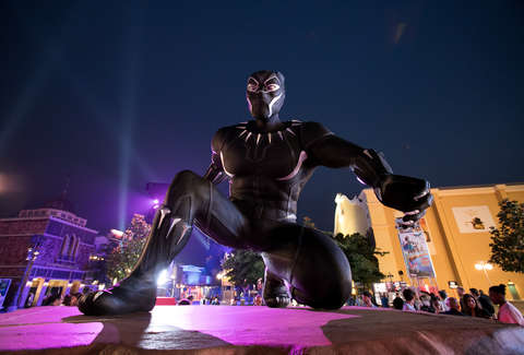 disney marvel land