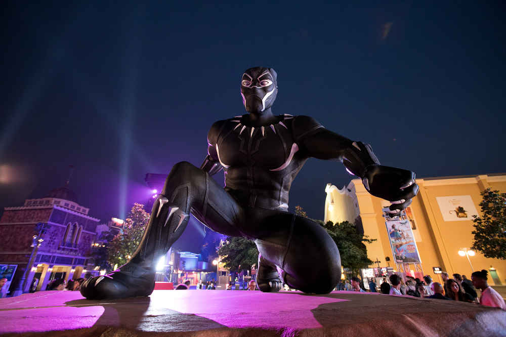Disney Is Building a Whole Marvel Land & It's Coming Soon