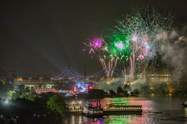 randall's island park fireworks
