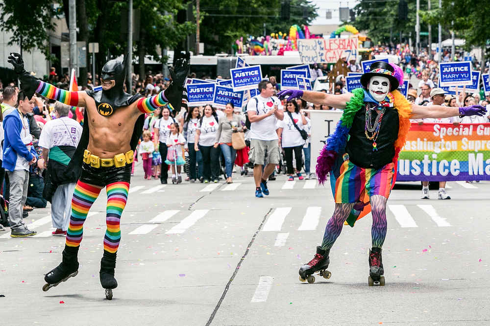 Everything You Need to Know About Seattle's Pride Parade