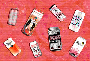 The 12 Canned Rosés You Need This Summer