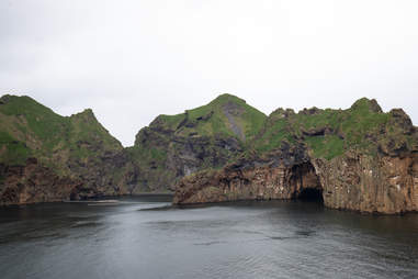 Open-water sanctuary