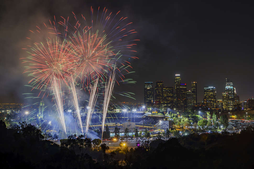 Los Angeles 4th of July Fireworks 2019: Where to Watch
