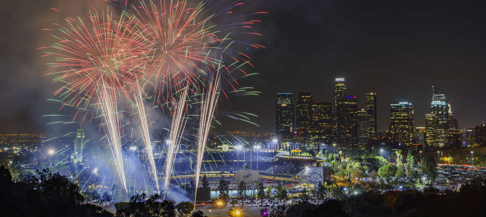 Where to Watch LA's 4th of July Fireworks