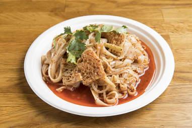 Xian famous foods cold noodles