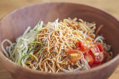 Bang Bang Soba Noodles cocoron