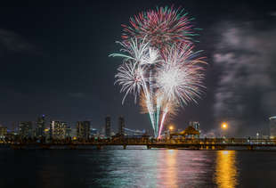 Where to Watch San Diego's Fireworks This 4th of July