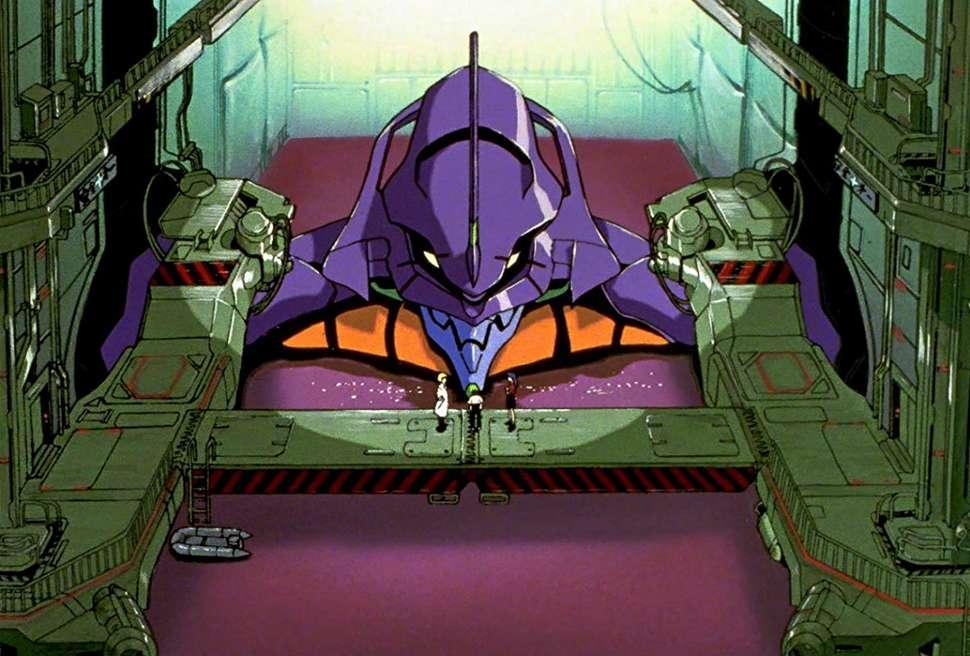 Image result for Evangelion 01 episode 1