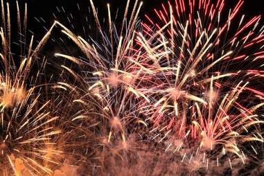 santee fireworks
