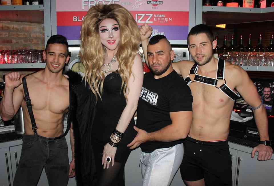 najlepszy gej bar hookup Chicago najśmieszniejsze strony randkowe