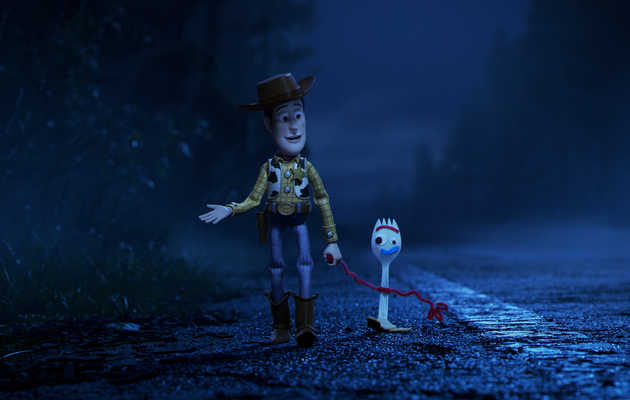 'Toy Story' Movies Love Making Subtle References to 'The Shining'