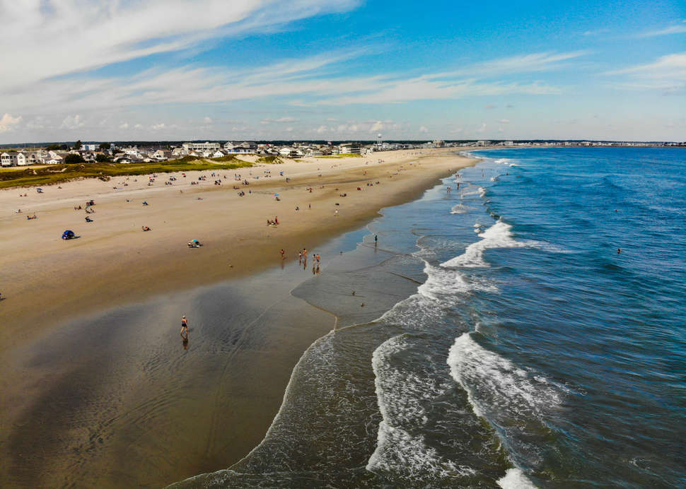Best Beaches Near NYC You Can Get to Without a Car - Thrillist