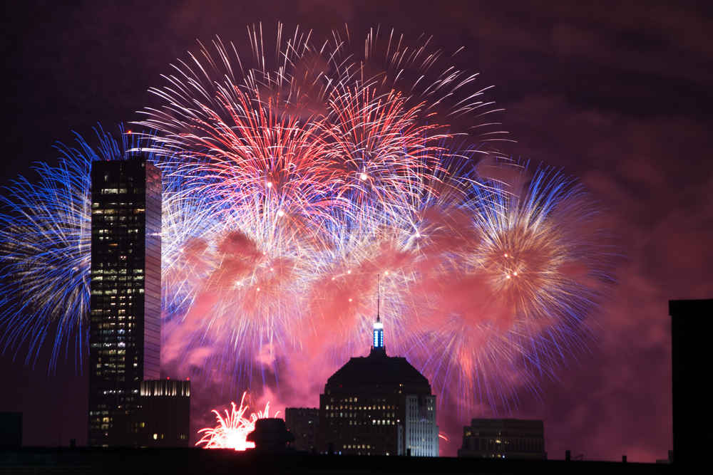 Where to Watch the 4th of July Fireworks in Boston