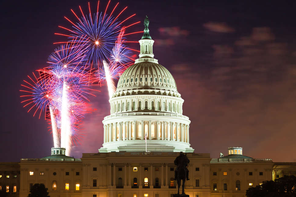 Washington DC 4th of July Fireworks 2019: Where To Watch
