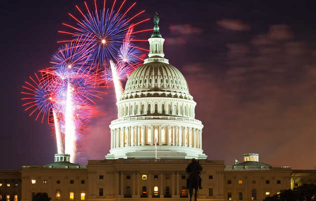 Where to Watch Fireworks in DC This 4th of July