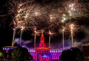 Where to Watch the 4th of July Fireworks in Denver