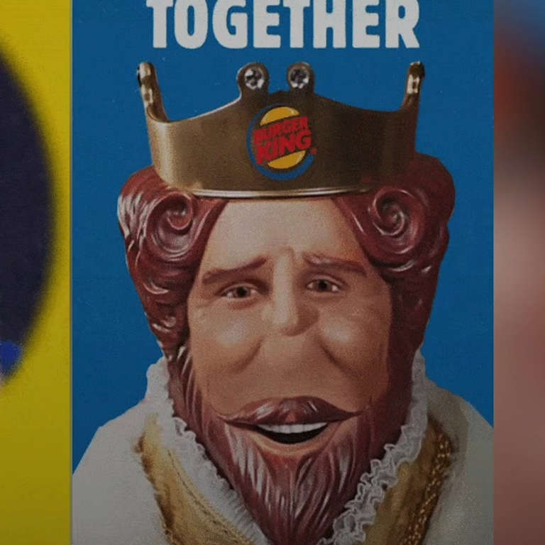 Artist Pablo Rochat Leads Campaign Trolling Burger King - NowThis