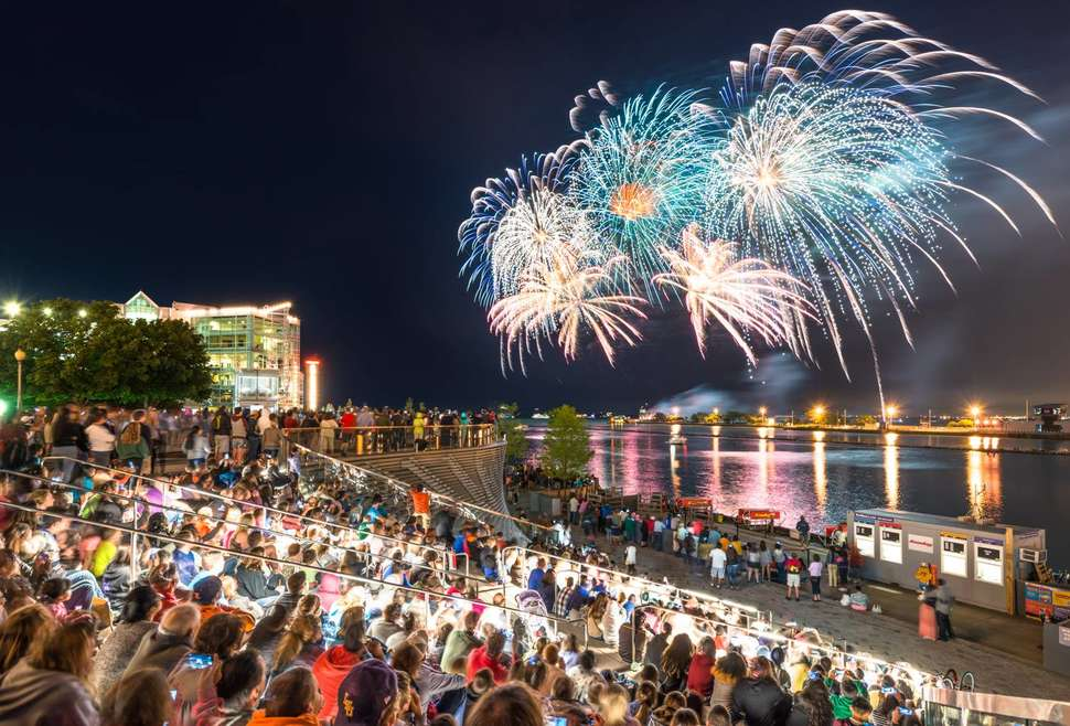 Chicago 4th Of July Fireworks 2019 Where To Watch Start