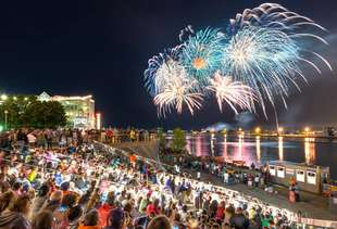 Where to Watch the 4th of July Fireworks in Chicago