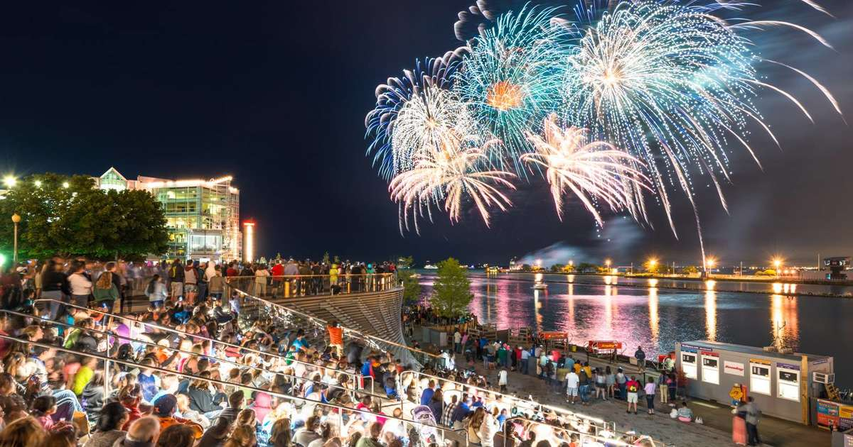 chicago 4th of july fireworks 2019 where to watch start. Black Bedroom Furniture Sets. Home Design Ideas