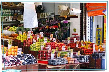 Brighton Beach market