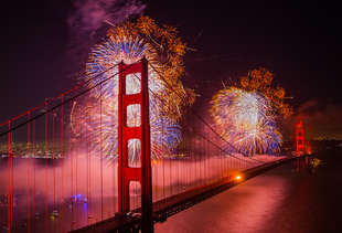 Where to Watch the Bay Area's 4th of July Fireworks