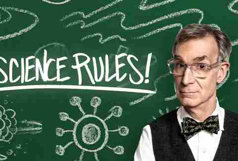 science rules with bill nye podcast