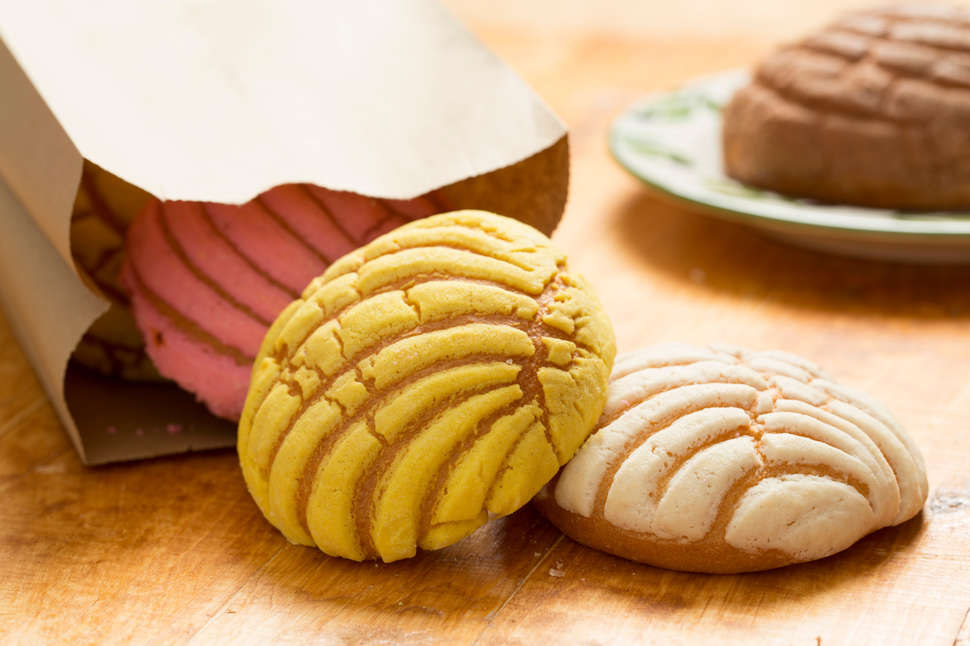 What Are Conchas? Mexico's Popular Breakfast Sweet Bread