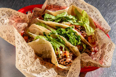 Chipotle Tacos