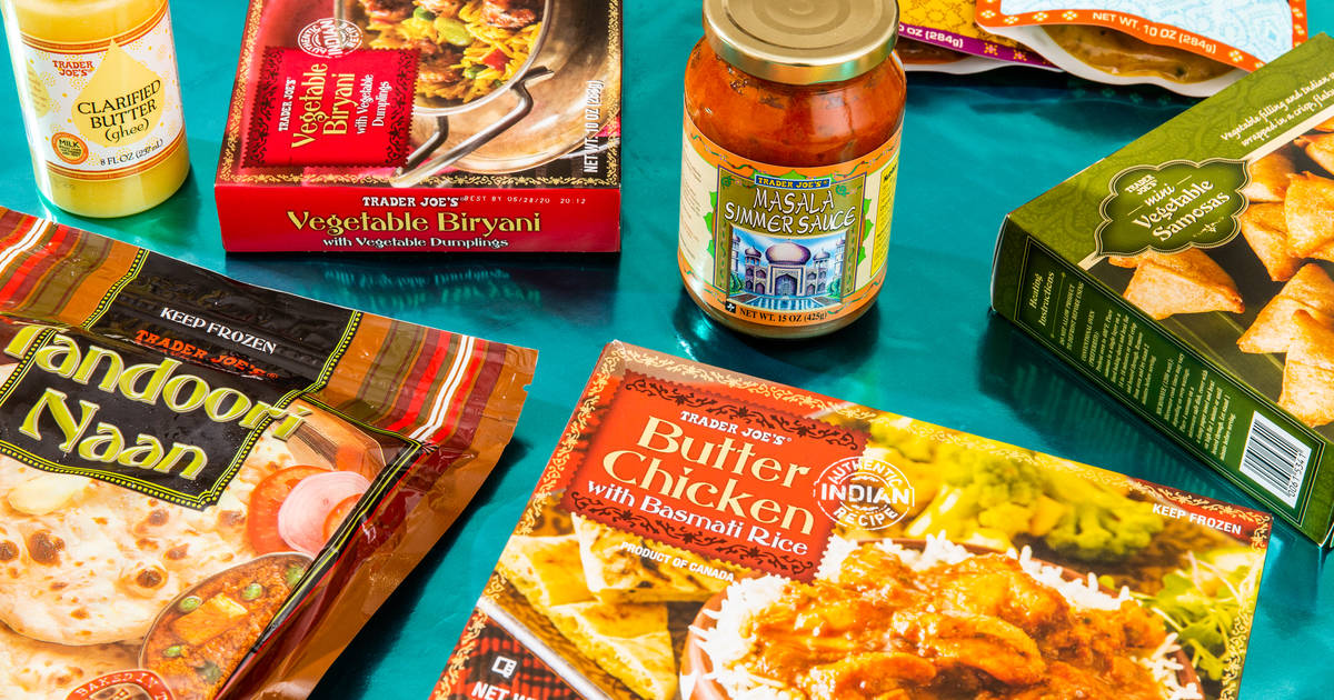 Best Trader Joe S Indian Food Every Indian Food Product Reviewed Thrillist