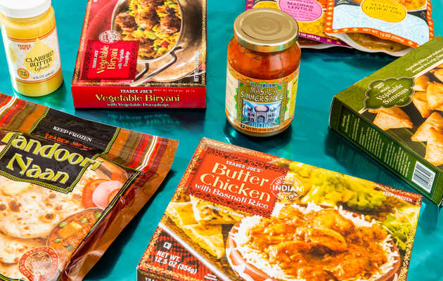 All the Indian Food at Trader Joe's, Reviewed